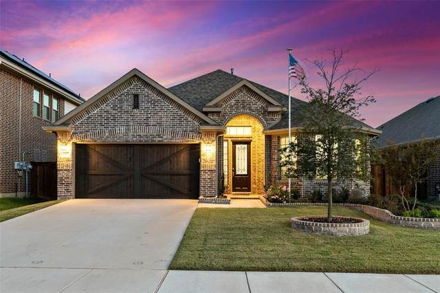 2807 Lamont Court, Mansfield, TX 76084 (MLS #14684406) :: Real Estate By Design