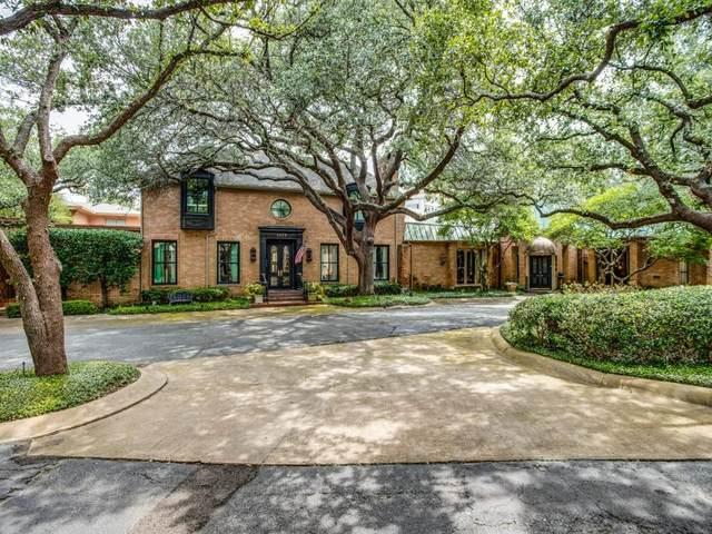 8828 Mccraw Drive, Dallas, TX 75209 (MLS #14684410) :: Real Estate By Design
