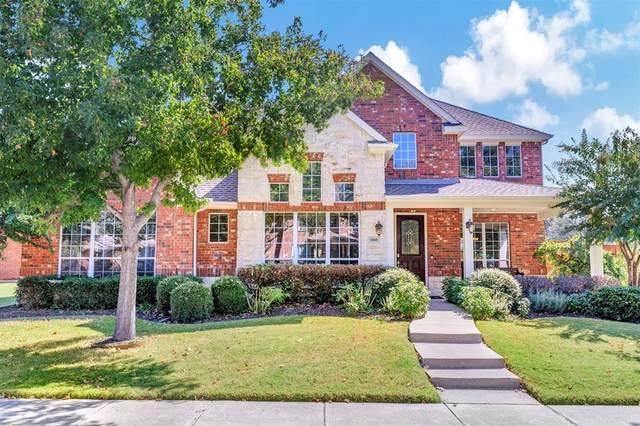 1500 Millwood Lane, Allen, TX 75002 (MLS #14684439) :: The Chad Smith Team