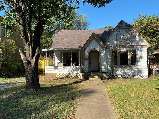 925 N Winnetka Avenue, Dallas, TX 75208 (MLS #14684461) :: Frankie Arthur Real Estate