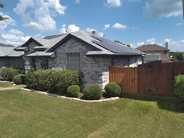 3005 Caribou Court, Mesquite, TX 75181 (MLS #14684465) :: The Star Team | Rogers Healy and Associates