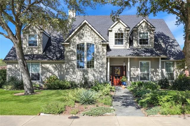 6005 Gentle Knoll Lane, Dallas, TX 75248 (MLS #14684497) :: Craig Properties Group