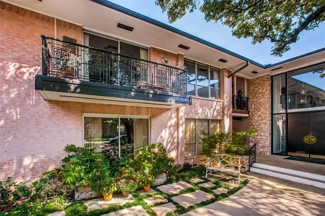 6321 Bandera Avenue 6321D, Dallas, TX 75225 (MLS #14684522) :: All Cities USA Realty