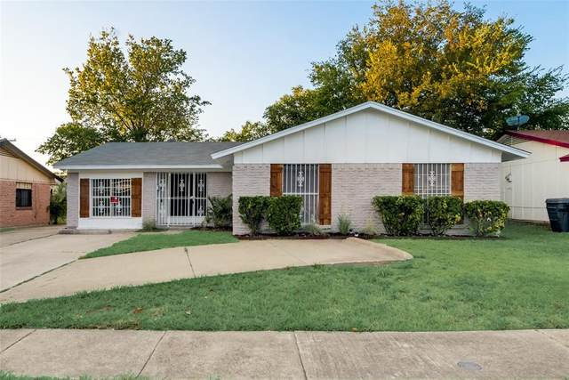 3451 Pacesetter Drive, Dallas, TX 75241 (MLS #14684525) :: Real Estate By Design