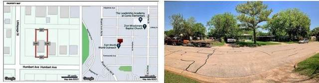 5832 Humbert Avenue, Fort Worth, TX 76107 (MLS #14684530) :: Robbins Real Estate Group