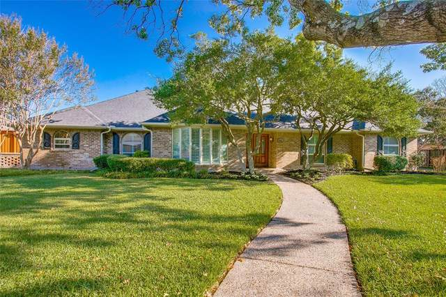 7421 Hillwood Lane, Dallas, TX 75248 (MLS #14684546) :: The Star Team | Rogers Healy and Associates