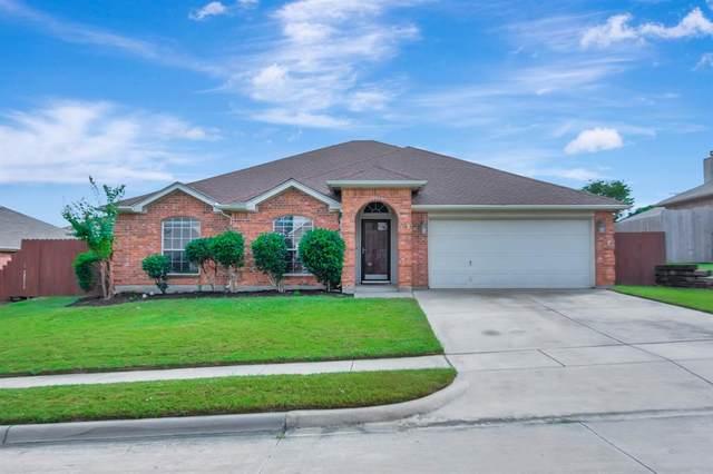 5208 Malibu Street, Fort Worth, TX 76244 (MLS #14684584) :: DFW Select Realty