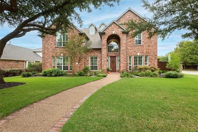 400 Woodbridge Drive, Allen, TX 75013 (MLS #14684593) :: Jones-Papadopoulos & Co