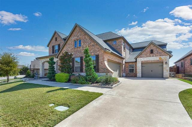 6417 Grand Bay Court, Mckinney, TX 75071 (MLS #14684609) :: Frankie Arthur Real Estate