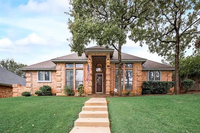 7349 Plumwood Drive, North Richland Hills, TX 76182 (MLS #14684611) :: Craig Properties Group