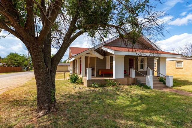 1432 Avenue K, Anson, TX 79501 (#14684635) :: Homes By Lainie Real Estate Group