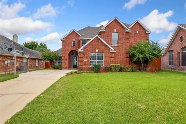 7711 Buccaneer Circle, Arlington, TX 76016 (MLS #14684713) :: 1st Choice Realty