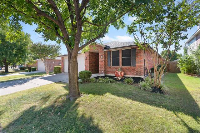 1828 Lariat Drive, Fort Worth, TX 76247 (MLS #14684770) :: Real Estate By Design
