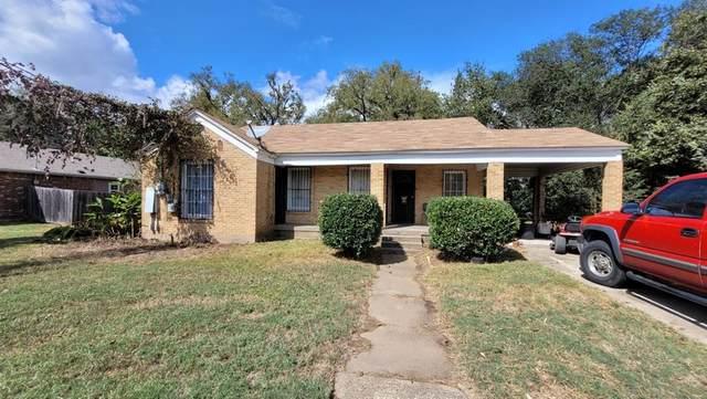 2729 Dorris Street, Dallas, TX 75215 (MLS #14684797) :: The Star Team | Rogers Healy and Associates