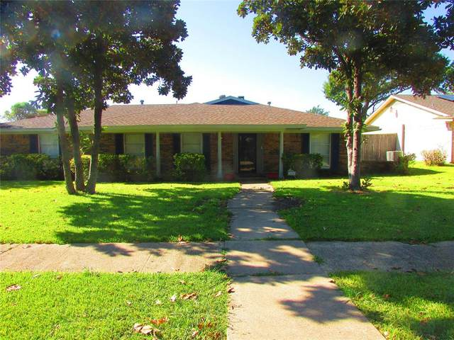 2600 Monticello Drive, Mesquite, TX 75149 (MLS #14684805) :: The Mitchell Group