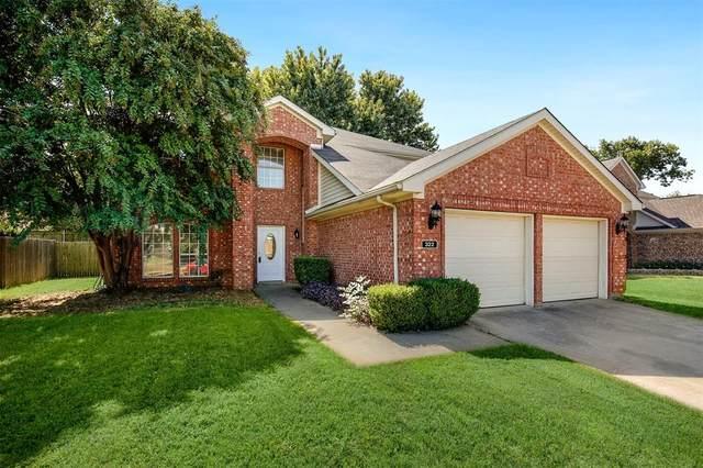 322 Ashley Oak Lane, Lake Dallas, TX 75065 (MLS #14684825) :: Real Estate By Design