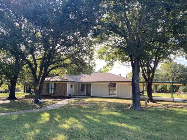 243 Rambling Oaks Road, Graham, TX 76450 (MLS #14684832) :: Real Estate By Design