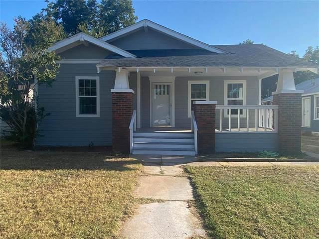 1811 7th Street, Wichita Falls, TX 76301 (MLS #14684835) :: Real Estate By Design