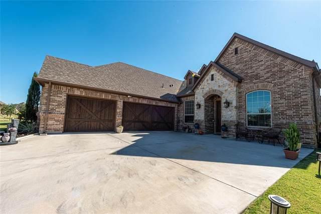 12417 Eagle Narrows Drive, Fort Worth, TX 76179 (MLS #14684840) :: Frankie Arthur Real Estate