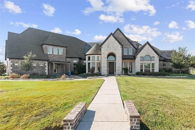 807 N Bluffview Drive, Lucas, TX 75002 (MLS #14684850) :: The Chad Smith Team