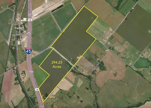 TBD Interstate 45 Highway, Ferris, TX 75125 (MLS #14684874) :: KW Commercial Dallas
