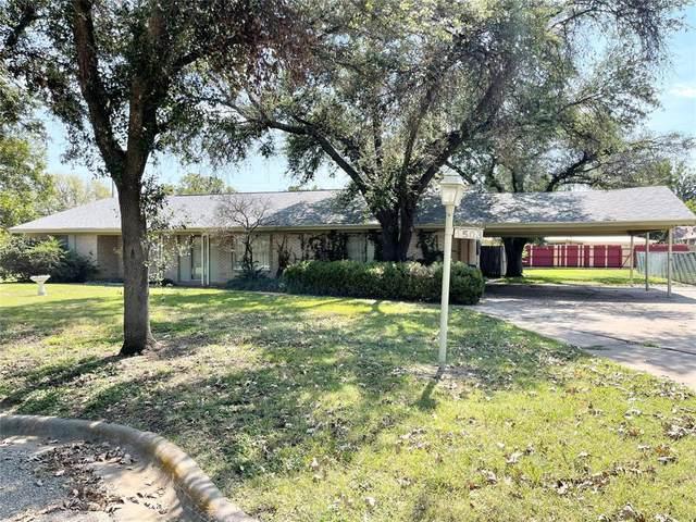 1503 Westridge Circle, Breckenridge, TX 76424 (MLS #14684932) :: The Krissy Mireles Team