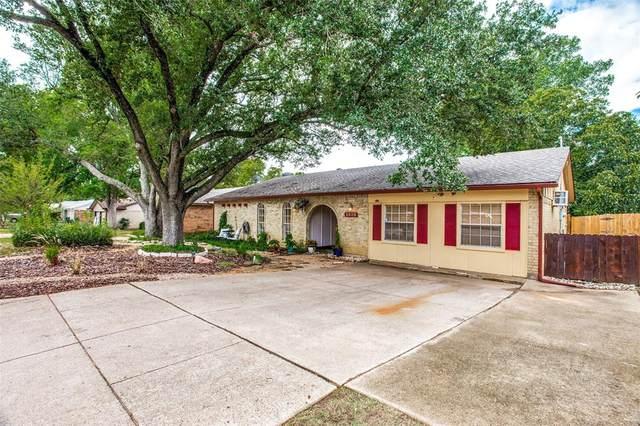 2608 Hilldale Boulevard, Arlington, TX 76016 (MLS #14684945) :: Jones-Papadopoulos & Co