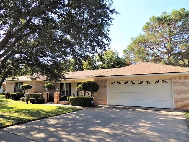 1750 Richland Drive, Abilene, TX 79603 (MLS #14684951) :: Front Real Estate Co.