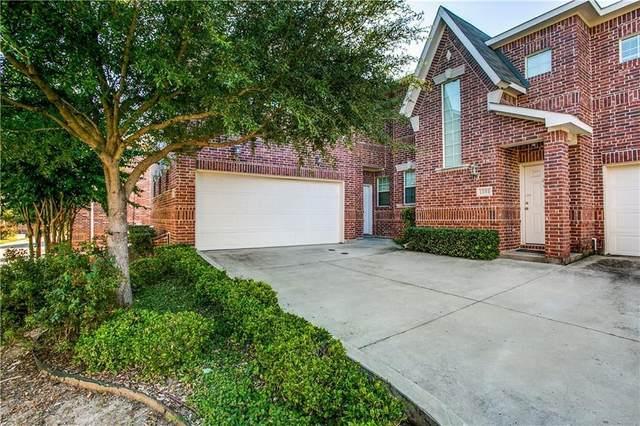 706 S Jupiter Road #1307, Allen, TX 75002 (MLS #14684952) :: Real Estate By Design