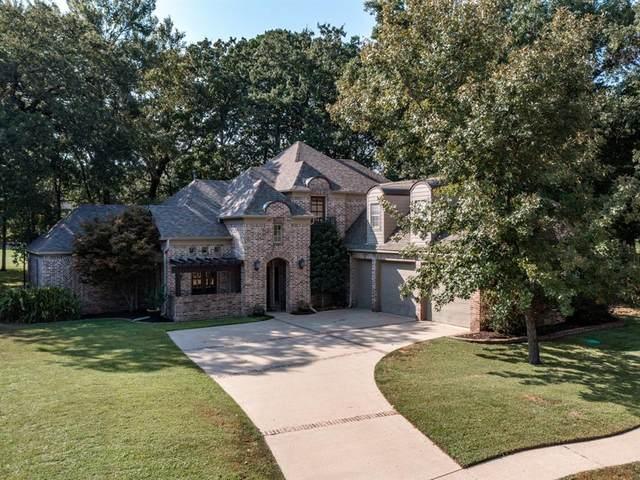 194 Dogwood Lakes Circle, Bullard, TX 75757 (MLS #14684972) :: Team Hodnett