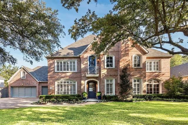 6467 Lakehurst Avenue, Dallas, TX 75230 (MLS #14684984) :: Trinity Premier Properties