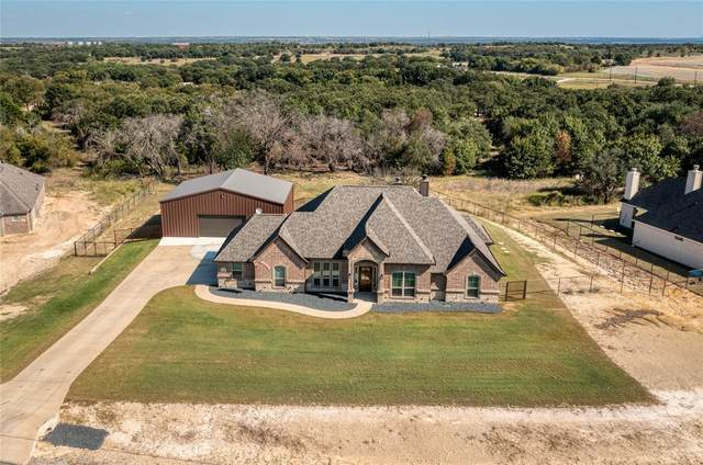 228 Scenic Wood Drive, Azle, TX 76020 (MLS #14685021) :: The Chad Smith Team
