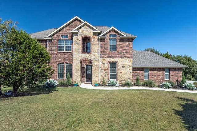 2529 Elk Hollow Lane, Weatherford, TX 76085 (MLS #14685049) :: The Kimberly Davis Group