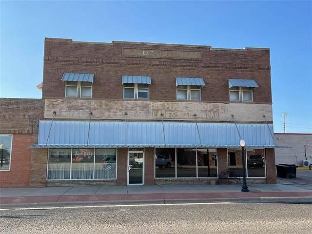 230 E Main Street, Munday, TX 76371 (MLS #14685057) :: Real Estate By Design