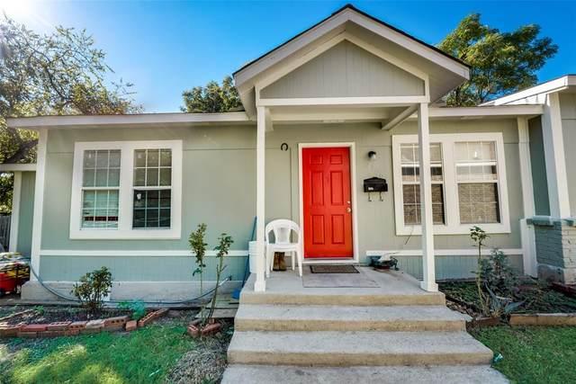2306 Ross Avenue #100, Fort Worth, TX 76164 (MLS #14685064) :: Trinity Premier Properties