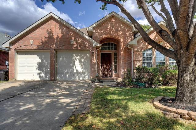 4621 Rincon Way, Fort Worth, TX 76137 (MLS #14685079) :: Front Real Estate Co.