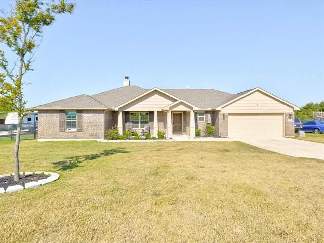 141 Springwood Ranch Loop, Springtown, TX 76082 (MLS #14685086) :: The Chad Smith Team