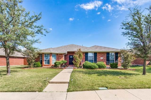 4046 Sydney Drive, Frisco, TX 75033 (MLS #14685091) :: Real Estate By Design