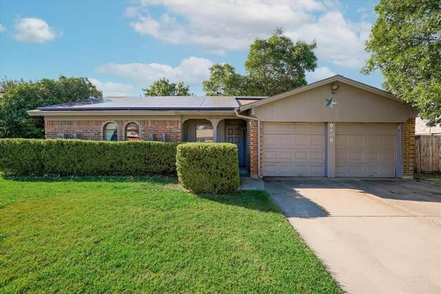 6408 Highview Terrace, Watauga, TX 76148 (MLS #14685102) :: Front Real Estate Co.