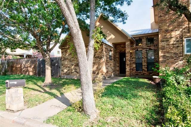 3166 Chimney Circle, Abilene, TX 79606 (MLS #14685120) :: Lisa Birdsong Group   Compass