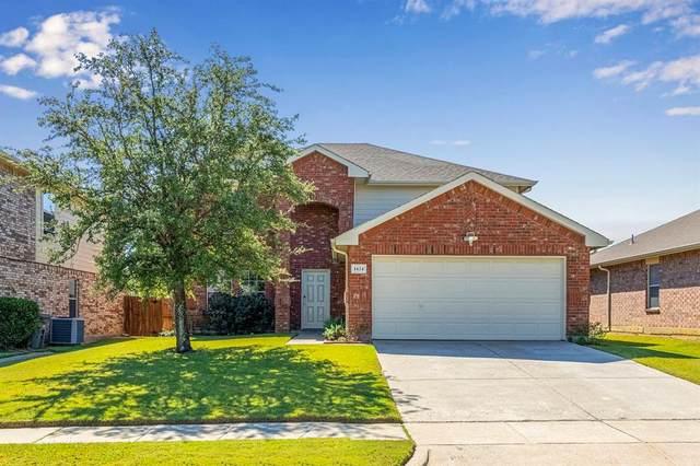 1424 Puerto Lago Drive, Little Elm, TX 75068 (MLS #14685150) :: Trinity Premier Properties