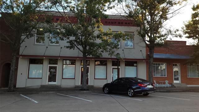 115 W Main Street #200, Allen, TX 75013 (MLS #14685182) :: KW Commercial Dallas
