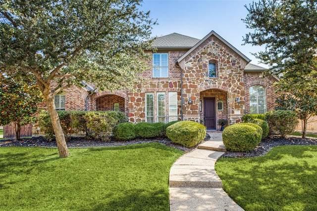 11874 Frontier Drive, Frisco, TX 75033 (MLS #14685184) :: Craig Properties Group