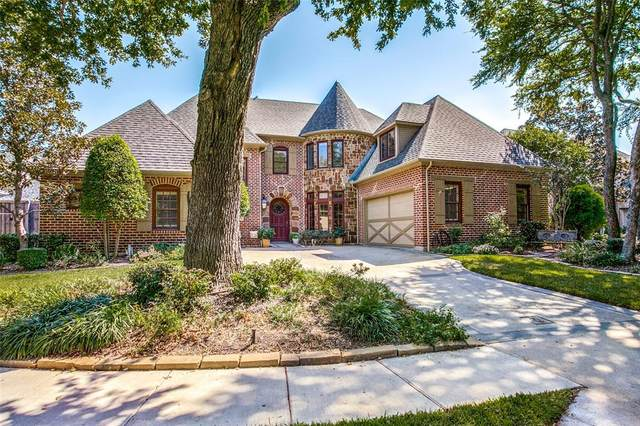 722 Armstrong Boulevard, Coppell, TX 75019 (MLS #14685208) :: DFW Select Realty