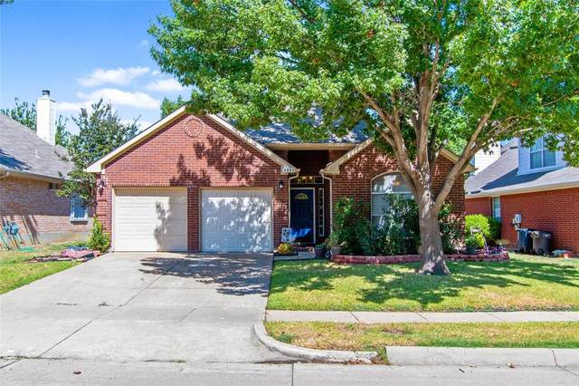 4605 Mustang Drive, Fort Worth, TX 76137 (MLS #14685228) :: Jones-Papadopoulos & Co