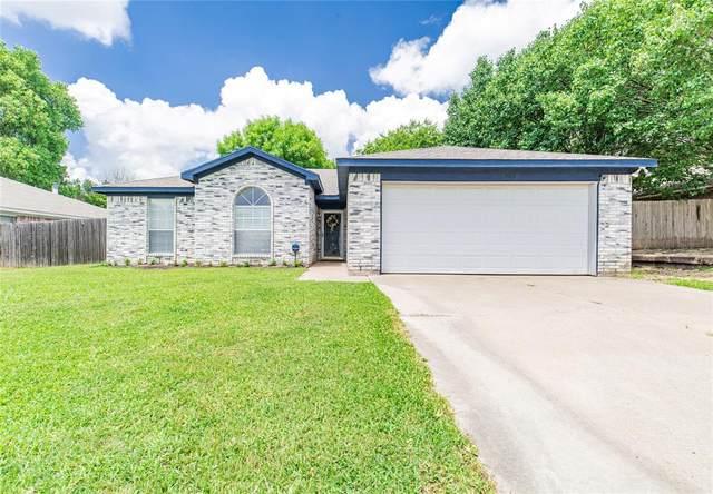 7112 Lost Horizon Drive, Benbrook, TX 76126 (MLS #14685250) :: Trinity Premier Properties