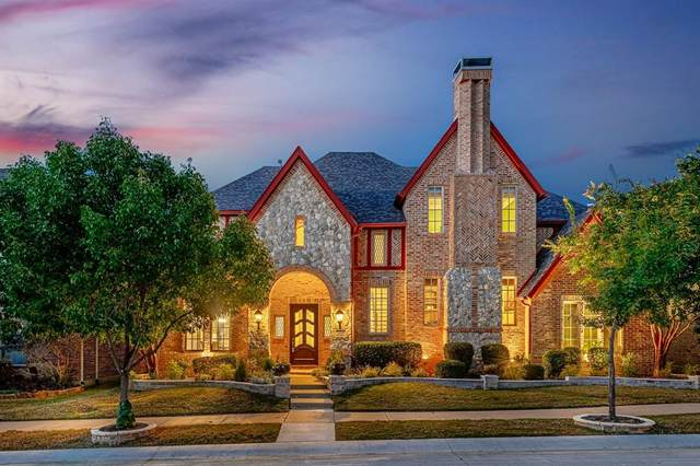 2109 Magic Mantle Drive, The Colony, TX 75056 (MLS #14685258) :: Epic Direct Realty