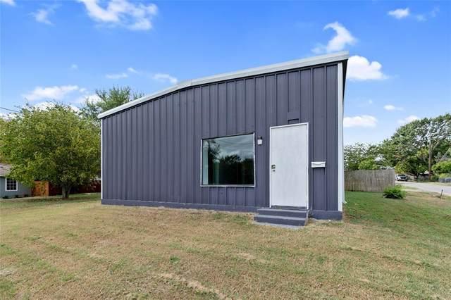 1211 N Kaufman Street, Ennis, TX 75119 (MLS #14685266) :: Real Estate By Design