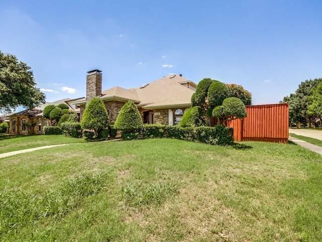 4401 Blystone Lane, Plano, TX 75093 (MLS #14685291) :: Real Estate By Design