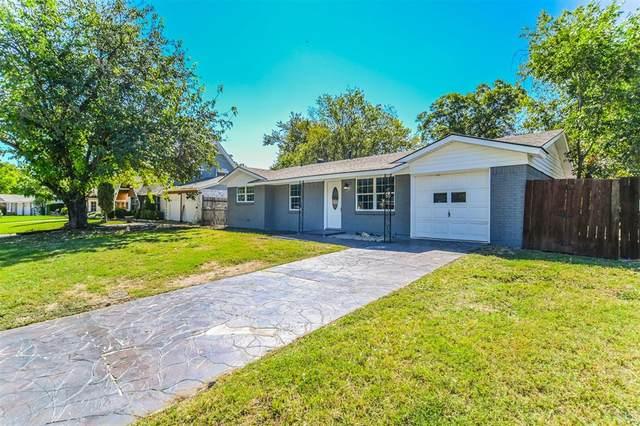 1404 Altamont Drive, Fort Worth, TX 76106 (MLS #14685345) :: Jones-Papadopoulos & Co